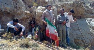 اردوی کوهپیمایی بسیجیان خانیک ۱۳۹۲
